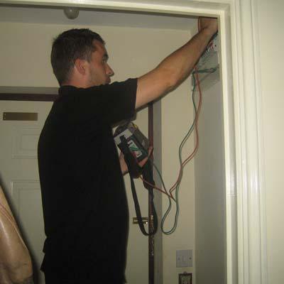 house rewire cost electrician Birmingham